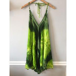 India Boutique • Beach Dress Coverup